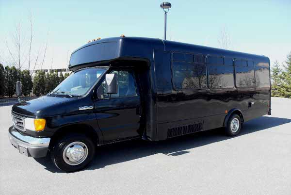 18 passenger party bus wichita