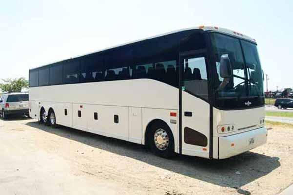 50 passenger charter bus wichita